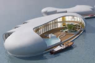 Spaceship style floating homes coming to dubai the national