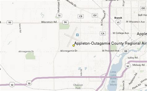 Outagamie County Records Appleton Outagamie County Regional Airport Weather Station Record Historical Weather