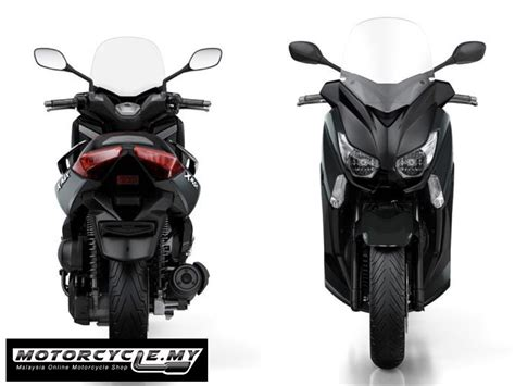 yamaha  max  malaysia prices motorcyclemy
