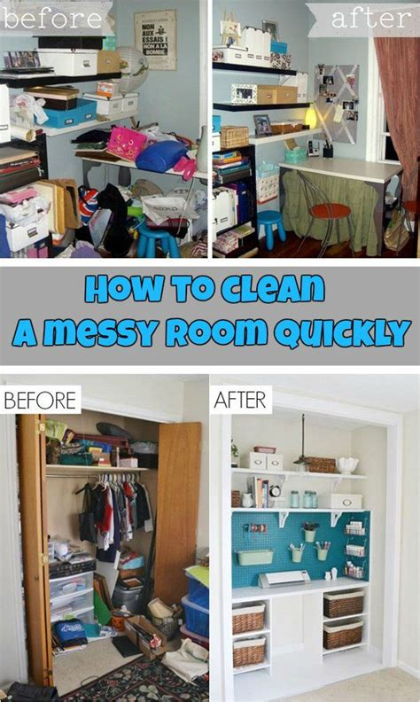 how to clean a cluttered house fast 1000 ideas about messy room on pinterest messy bedroom
