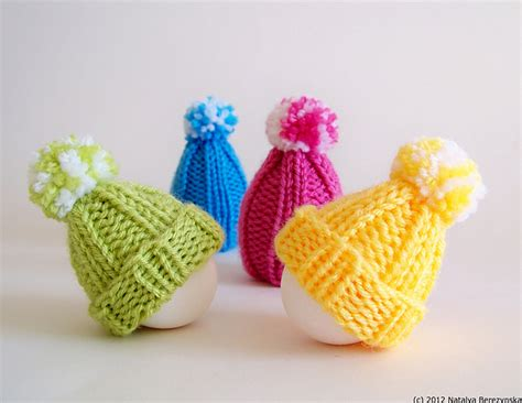 easter egg cosy knitting pattern ravelry easter egg cozy hat knit egg hats pattern by