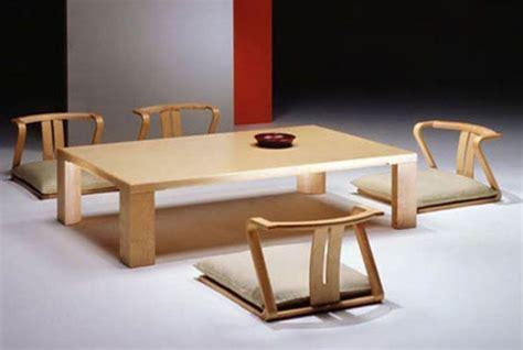Meja Makan Lesehan Ala Jepang furniture minimalis 7 desain furniture unik dan kreatif