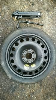 Vauxhall Meriva Spare Wheel Geniuine Vauxhall Meriva B 16 Quot Space Saver 2010 2017 Spare