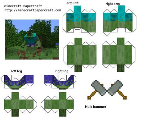 Minecraft Papercraft Mutant - papercraft mutant villager mutant creatures mod