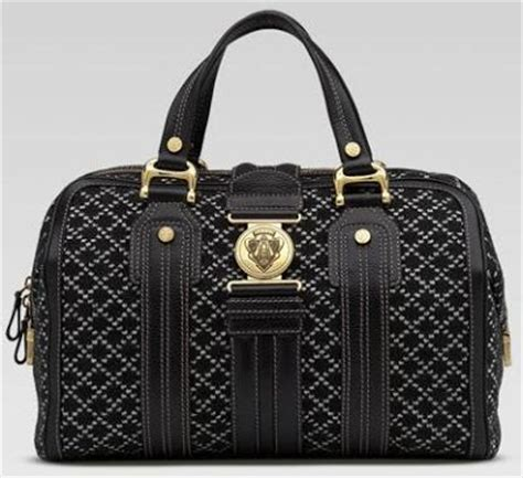 Gucci Aviatrix Large Boston by The Mob Lifestyle Gucci Makes Winter Look