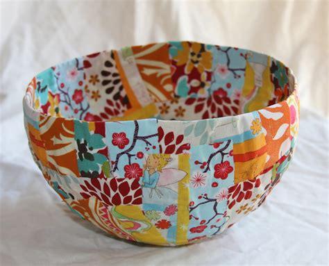 Pattern For Fabric Bowls   fabric bowls christine peloquin