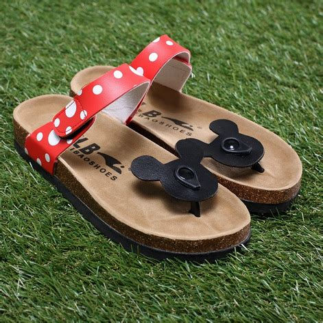 minnie mouse sandals south korea mickey minnie mouse casual
