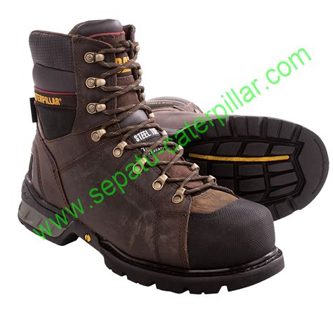 Sepatu Safety Caterpillar Orginal jual sepatu safety caterpillar excavator 8 quot st waterproof