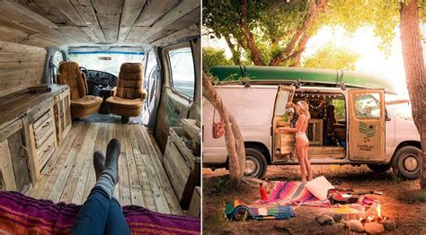 living   van    exploring  world home