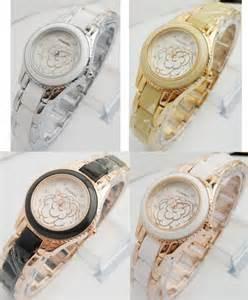 Jam Tangan Wanita Chanel Honara Combi Gold toko jam tangan your friendly neighbourhood shop