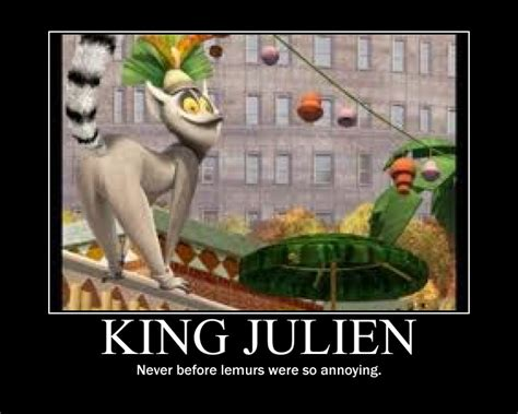 Madagascar Meme - madagascar king julian funny quotes quotesgram