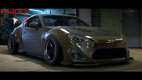 modified toyota gt86 toyota gt86 2014 modified nfs2015 sound youtube