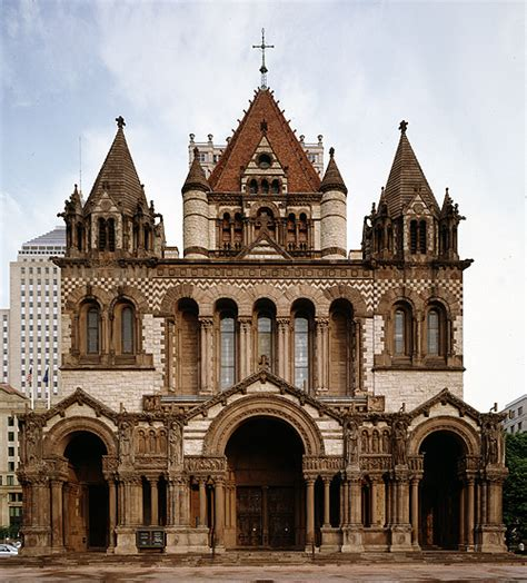 gothic revival characteristics romanesque revival richardsonian romanesque brannonidh1830