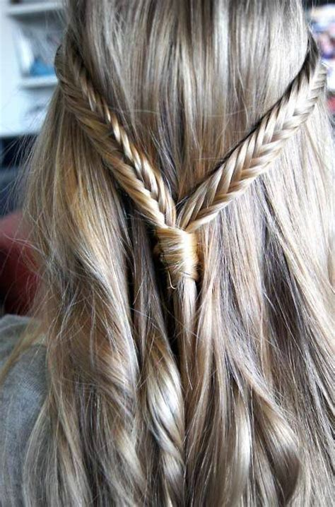 scottish braid celtic braid hair styles pinterest