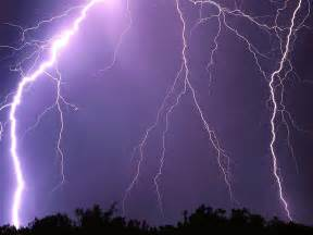 Lightning And Thunder Thunderstorms Aviationknowledge