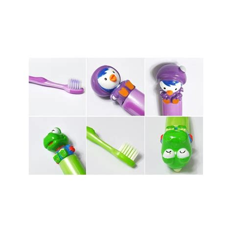 Pororo Toothbrush by Pororo Characters Toothbrush Nichebabies