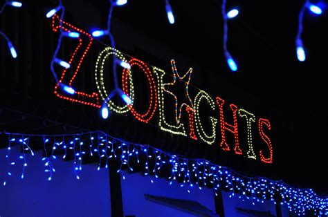 Gulf Zoo Lights the ten best things to do on the gulf coast in december