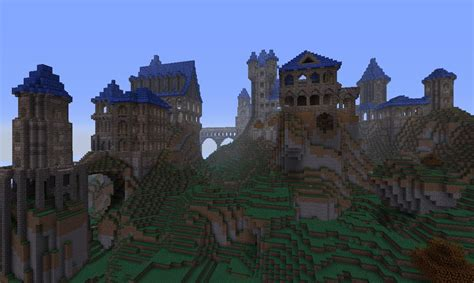 Building Castles by 42 Things To Do In Minecraft Gearcraft