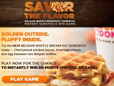 the savor the flavor instant win game sweepstakes - Instant Win Game Sweepstakes Official Rules