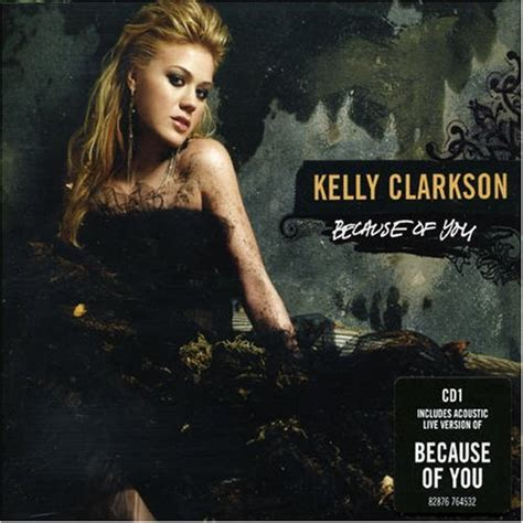 Because Of You Kelly Clarkson   because of you kelly clarkson by daianagm hulkshare