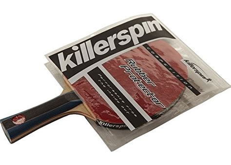 tennis rubber protector killerspin tennis paddle rubber protector import