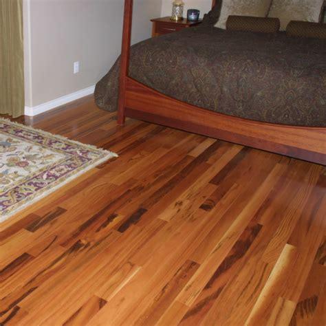 tigerwood natural engineered smooth
