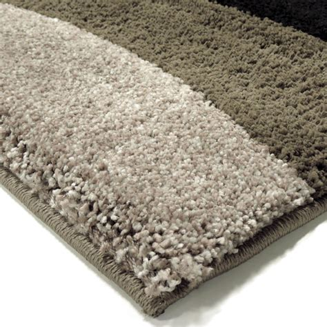 small accent rugs orian rugs plush waves flume black area small rug 3623