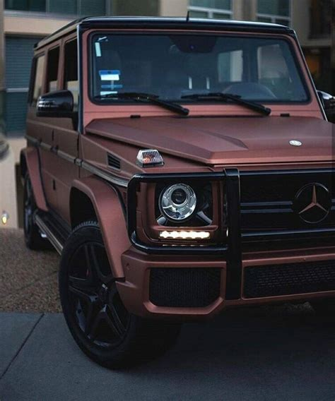 mercedes jeep rose gold matte rose gold mercedes g wagon v r o o m pinterest