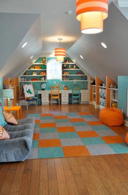 home design story jeux salle de jeux pour enfants sous les combles combles