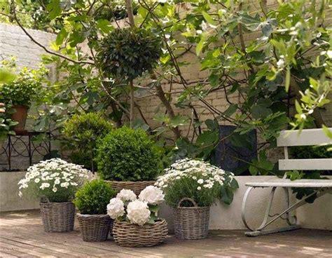 une ambiance dans jardin au comptoir du jardinier