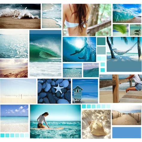 Create A Picture Collage Online summer collage polyvore
