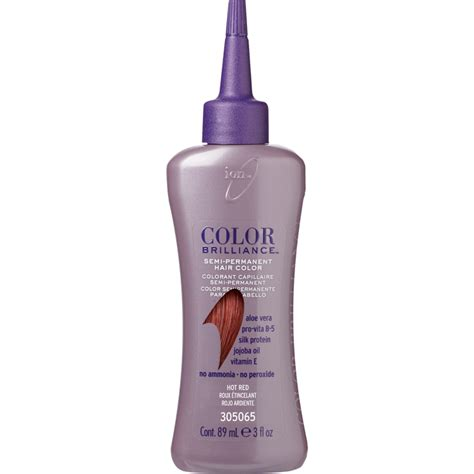 non permanent hair color hair color reviews ion color brilliance semi permanent hair color hot red