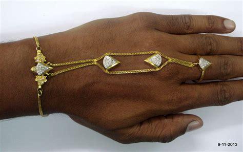 ethnic pocho bracelet ornament for 20k gold bracelet ethnic tribal dorsal ornament