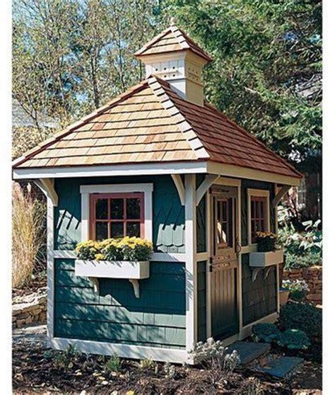 pretty shed romantische gartenh 228 user backyard sheds
