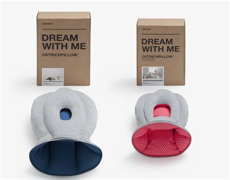 Nap Anywhere Pillow by Nap Anywhere Ostrich Pillow Does Away With Napping