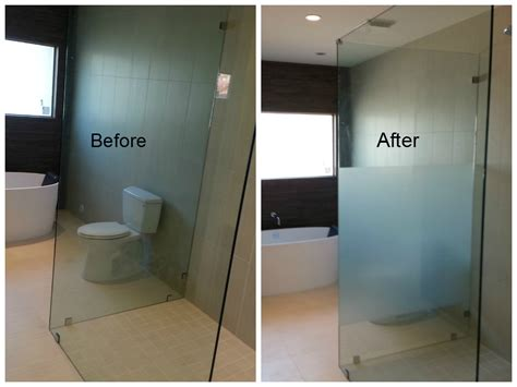 bathroom film decorative film ideas for your home phoenix az veteran tinting and