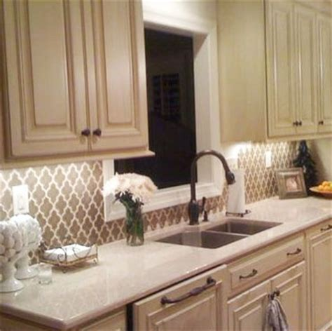 wallpaper for kitchen backsplash wallpaper backsplash kitchens roundup the wallpaper