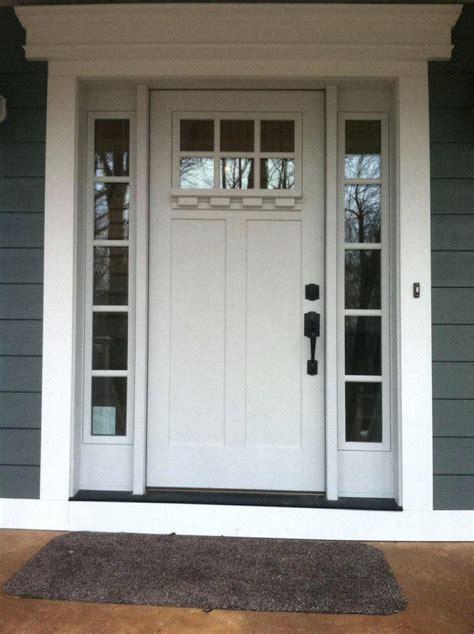 Exterior Door Styles Exterior Door Molding Styles The Glass Work Arts Crafts Style Beechridgecs