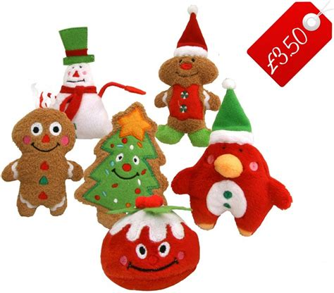 christmas dog toys perfect pet stocking fillers