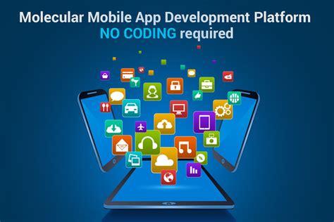 mobile development platform code free mmadp mobile application development platform