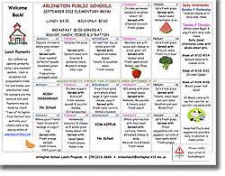 Gmail Help Desk Arlington Public Schools Food Services