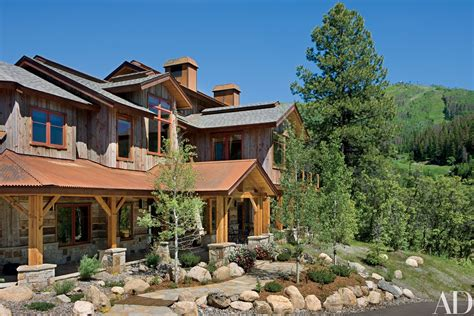 trey parker house south park co creator trey parker s hilltop retreat in colorado architectural digest