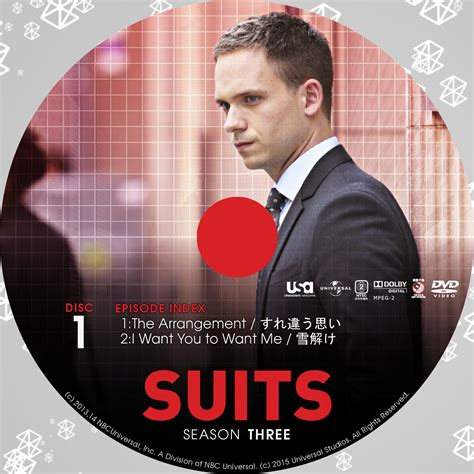 suits スーツ シーズン3 suits スーツ
