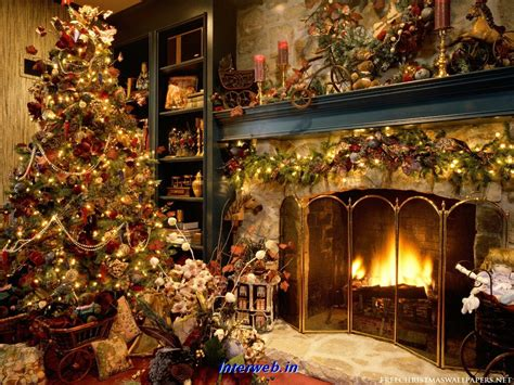 Hgtv Home Design For Mac by Free Animated Christmas Fireplace Wallpaper