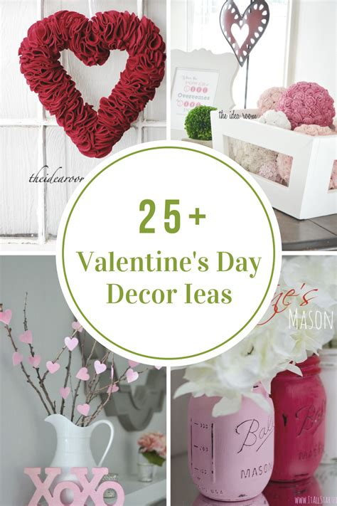 valentines sets s day decoration ideas to make