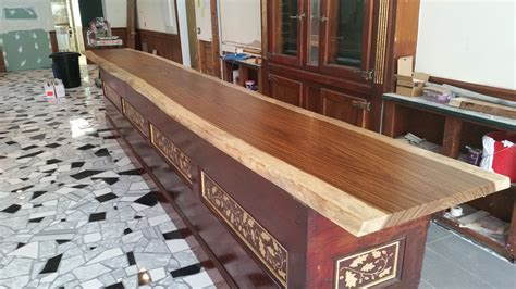 Bar Top Edge guanacate live edge bar and table tops andrew carpentry