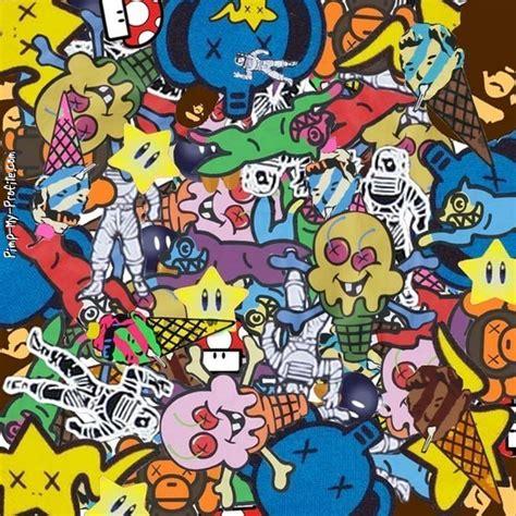 cartoon graffiti wallpaper cartoon graffiti wallpapers wallpapersafari