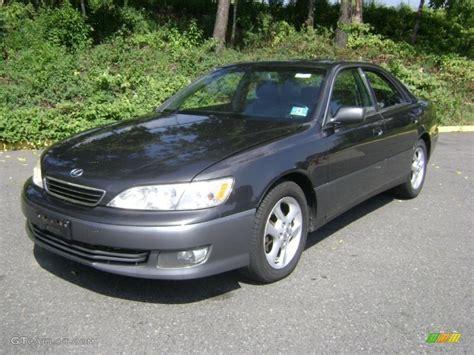 lexus sedan 2000 2000 graphite gray metallic lexus es 300 sedan 36347378
