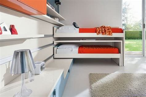 sliding bed contemporary kids bedrooms design and furniture ideas by