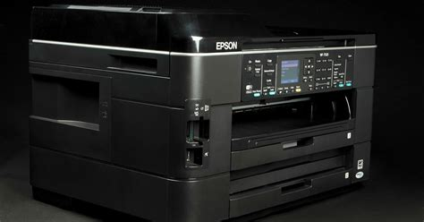 Epson Workforce Wf 7520 All In One Printer epson workforce wf 7520 review digital trends